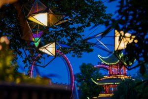 Little Sun Light Swarm Copenhagen Light Festival