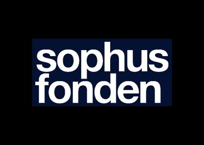 sophus fonden logo