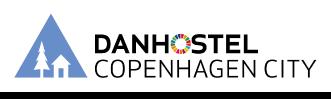 danhostel logo